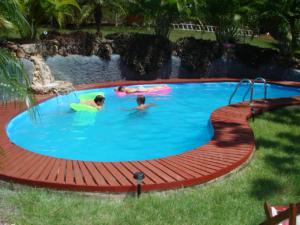 ASIO - rodinne bazeny